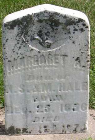 HALE, MARGARET A. - Linn County, Iowa | MARGARET A. HALE