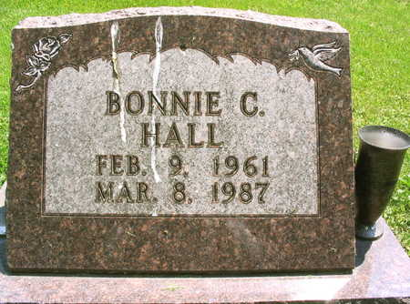 HALL, BONNIE C. - Linn County, Iowa | BONNIE C. HALL