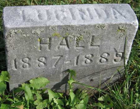 HALL, LUCINDA - Linn County, Iowa | LUCINDA HALL