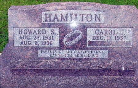 HAMILTON, HOWARD S. - Linn County, Iowa | HOWARD S. HAMILTON
