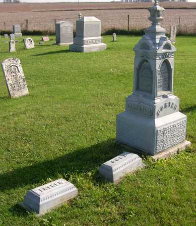 HAMILTON PORTER, FAMILY STONE - Linn County, Iowa | FAMILY STONE HAMILTON PORTER