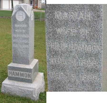 HAMMON, MARIAH - Linn County, Iowa | MARIAH HAMMON