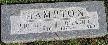 HAMPTON, DILWIN C. - Linn County, Iowa | DILWIN C. HAMPTON
