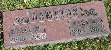 HAMPTON, EARL D. - Linn County, Iowa | EARL D. HAMPTON
