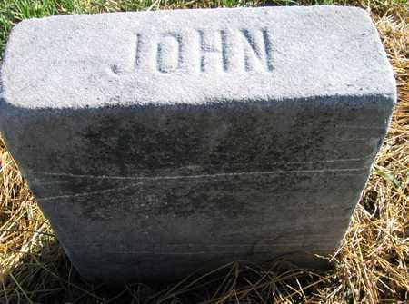 HAMPTON, JOHN - Linn County, Iowa | JOHN HAMPTON