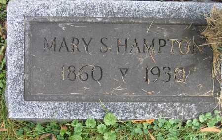 HAMPTON, MARY S. - Linn County, Iowa | MARY S. HAMPTON