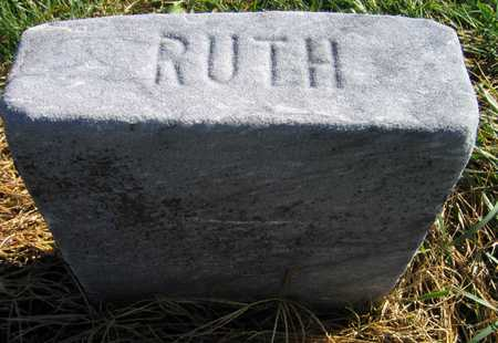 HAMPTON, RUTH - Linn County, Iowa | RUTH HAMPTON