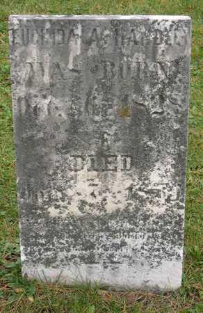 HANDLEY, LUCINDA A. - Linn County, Iowa | LUCINDA A. HANDLEY