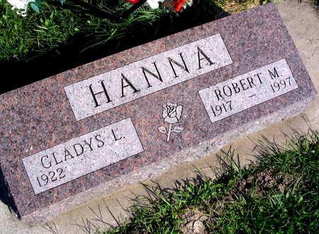 HANNA, ROBERT M. - Linn County, Iowa | ROBERT M. HANNA