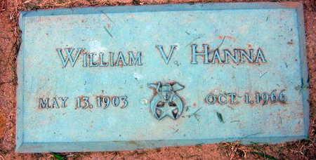 HANNA, WILLIAM V. - Linn County, Iowa | WILLIAM V. HANNA