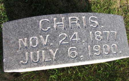 BOWLER, CHRIS - Linn County, Iowa | CHRIS BOWLER