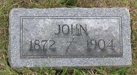 HANNIFIN, JOHN - Linn County, Iowa | JOHN HANNIFIN