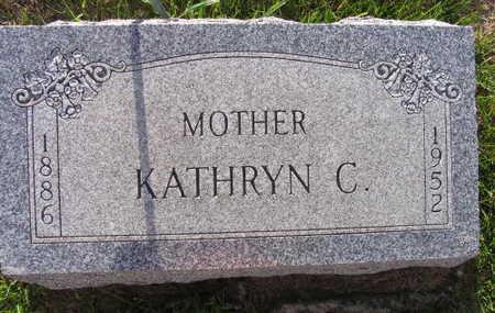 BOWLER, KATHRYN C. - Linn County, Iowa   KATHRYN C. BOWLER