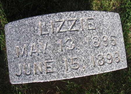 BOWLER, LIZZIE - Linn County, Iowa | LIZZIE BOWLER