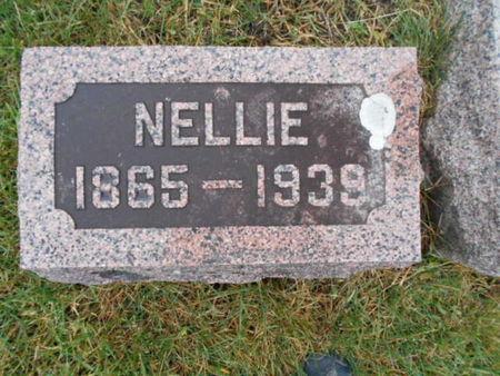 HANSEN, NELLIE - Linn County, Iowa | NELLIE HANSEN