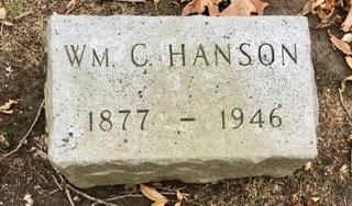 HANSON, WILLIAM C. - Linn County, Iowa   WILLIAM C. HANSON