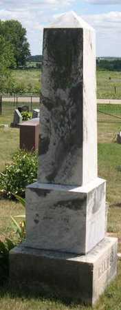 HANUS, FAMILY STONE - Linn County, Iowa   FAMILY STONE HANUS