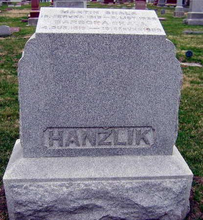 HANZLIK, FAMILY STONE - Linn County, Iowa | FAMILY STONE HANZLIK