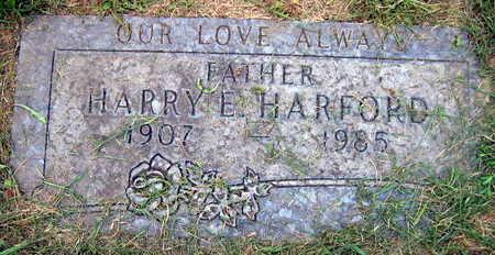 HARFORD, HARRY E. - Linn County, Iowa | HARRY E. HARFORD