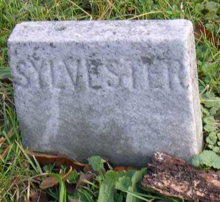 HARKNESS, SYLVESTER - Linn County, Iowa | SYLVESTER HARKNESS