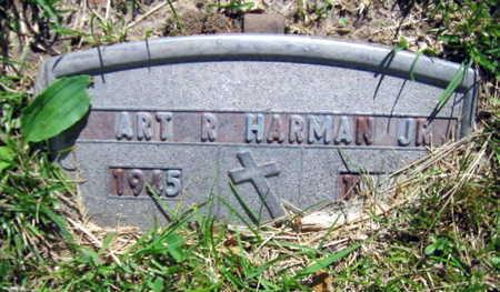 HARMAN, ART R. JR. - Linn County, Iowa | ART R. JR. HARMAN