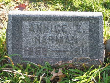 BARNHART HARMAN, ANNICE - Linn County, Iowa | ANNICE BARNHART HARMAN