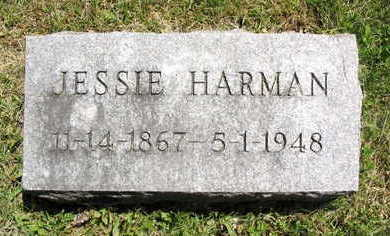 HARMAN, JESSIE - Linn County, Iowa | JESSIE HARMAN