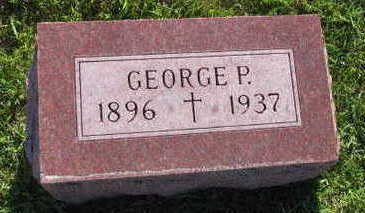 HARRINGTON, GEORGE P. - Linn County, Iowa | GEORGE P. HARRINGTON