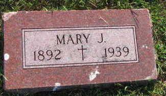HARRINGTON, MARY J. - Linn County, Iowa | MARY J. HARRINGTON