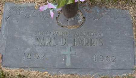 HARRIS, EARL D - Linn County, Iowa | EARL D HARRIS