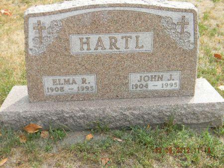 HARTL, JOHN J. - Linn County, Iowa | JOHN J. HARTL