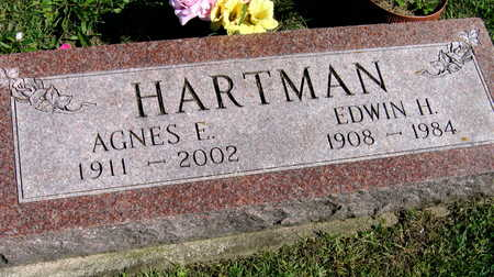 HARTMAN, EDWIN H. - Linn County, Iowa | EDWIN H. HARTMAN