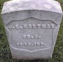 HARTMAN, J.K. - Linn County, Iowa   J.K. HARTMAN
