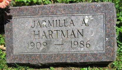 HARTMAN, JARMILLA A. - Linn County, Iowa | JARMILLA A. HARTMAN