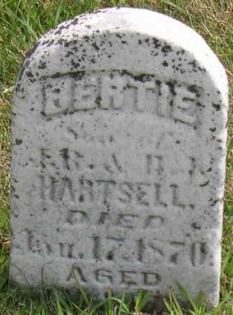 HARTSELL, BERTIE - Linn County, Iowa | BERTIE HARTSELL