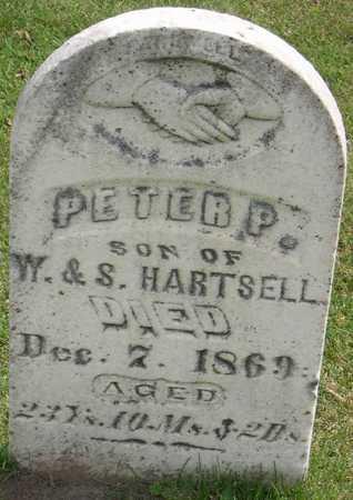 HARTSELL, PETER P. - Linn County, Iowa   PETER P. HARTSELL