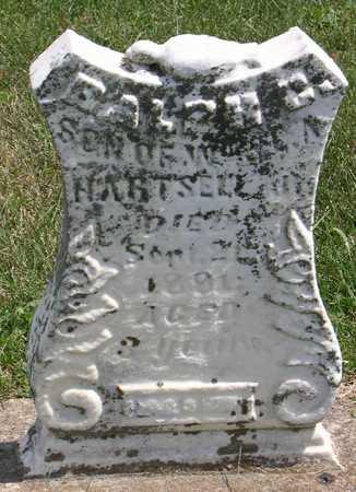 HARTSELL, RALPH G. - Linn County, Iowa | RALPH G. HARTSELL