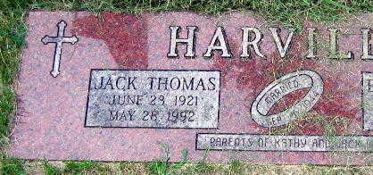 HARVILLIE, JACK THOMAS - Linn County, Iowa | JACK THOMAS HARVILLIE