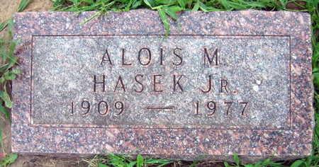 HASEK, ALOIS M. JR. - Linn County, Iowa | ALOIS M. JR. HASEK