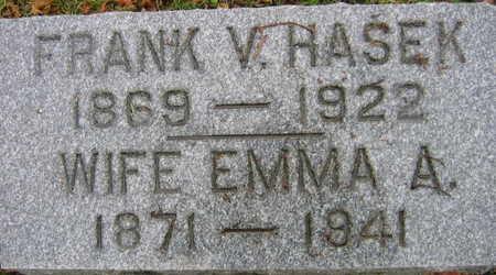 HASEK, EMMA A. - Linn County, Iowa | EMMA A. HASEK