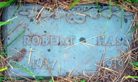 HASS, ROBERT - Linn County, Iowa | ROBERT HASS