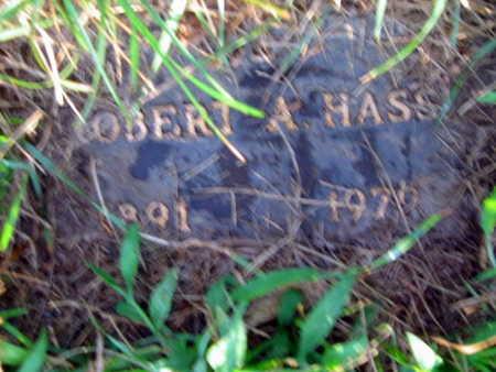 HASS, ROBERT A. - Linn County, Iowa | ROBERT A. HASS