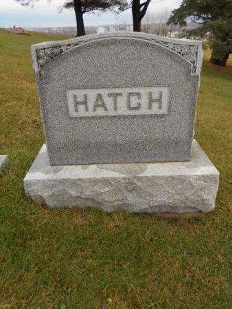 HATCH, FAMILY STONE - Linn County, Iowa | FAMILY STONE HATCH