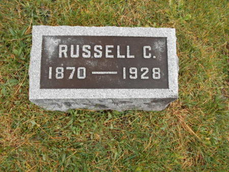 HATCH, RUSSELL C. - Linn County, Iowa | RUSSELL C. HATCH