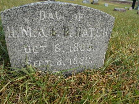 HATCH, VONA - Linn County, Iowa | VONA HATCH