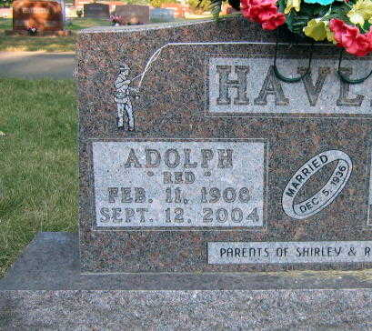 HAVLIK, ADOLPH - Linn County, Iowa   ADOLPH HAVLIK