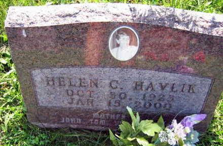 HAVLIK, HELEN C. - Linn County, Iowa | HELEN C. HAVLIK