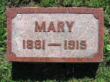 HAVLIK, MARY - Linn County, Iowa | MARY HAVLIK