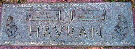 HAVRAN, LOUIS - Linn County, Iowa | LOUIS HAVRAN