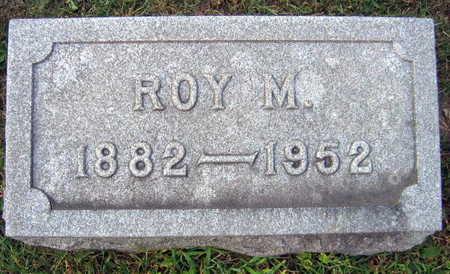 HAWKINS, ROY M. - Linn County, Iowa | ROY M. HAWKINS